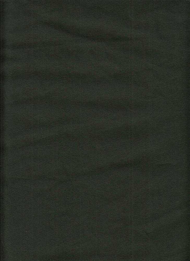 6817-70 / DK OLIVE / 86/14 COTTON SPANDEX JERSEY