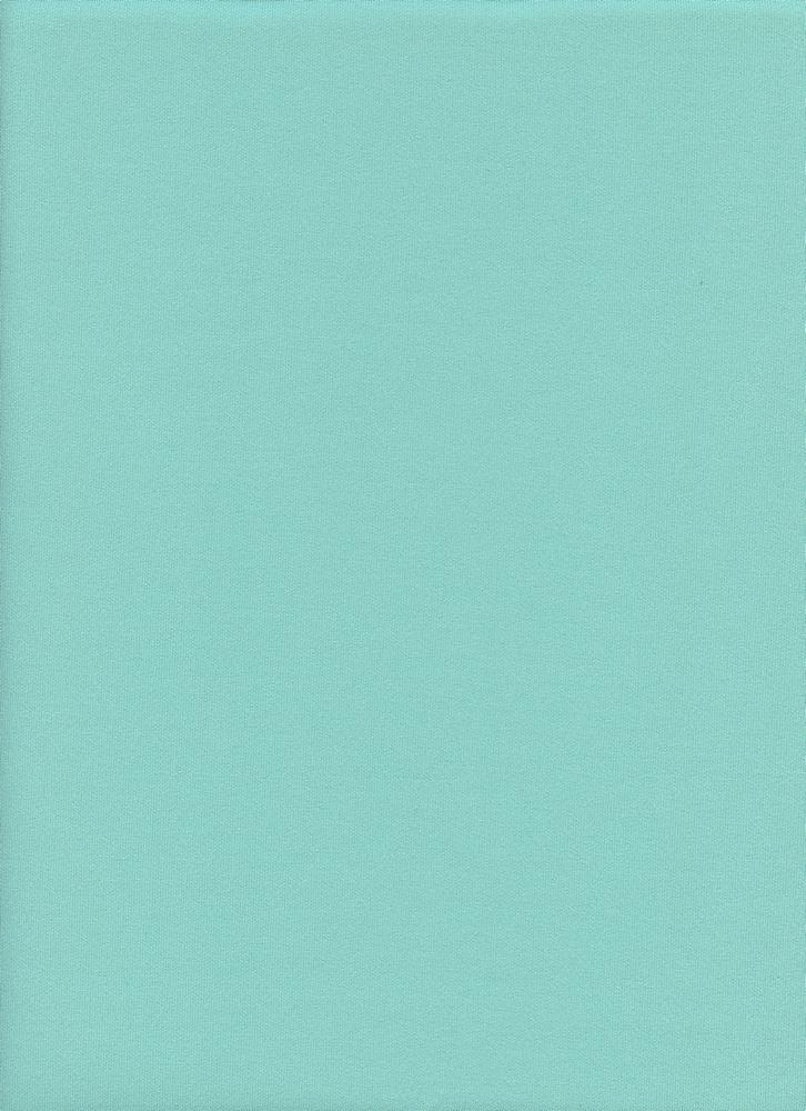 TECHNO / COOL MINT / DOUBLE KNIT[TECHNO] KNITTED FABRIC