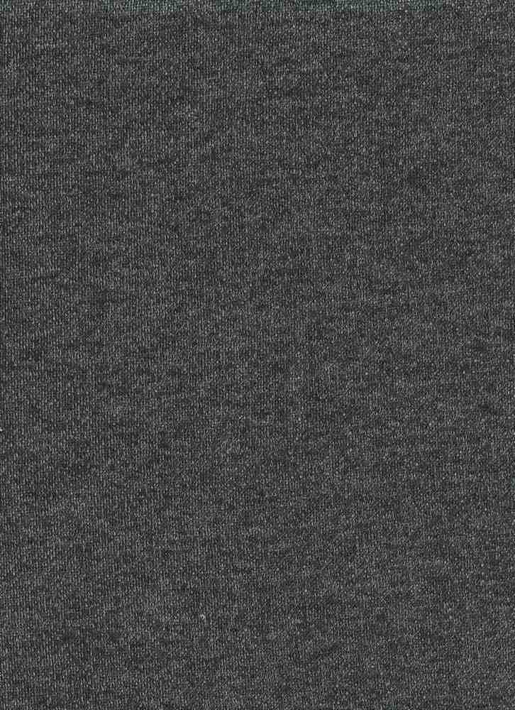 15164 / BLACK / SOLID LOOP TERRY