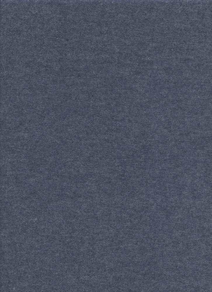 19405 / DENIM BLUE HTR / COZY TERRY