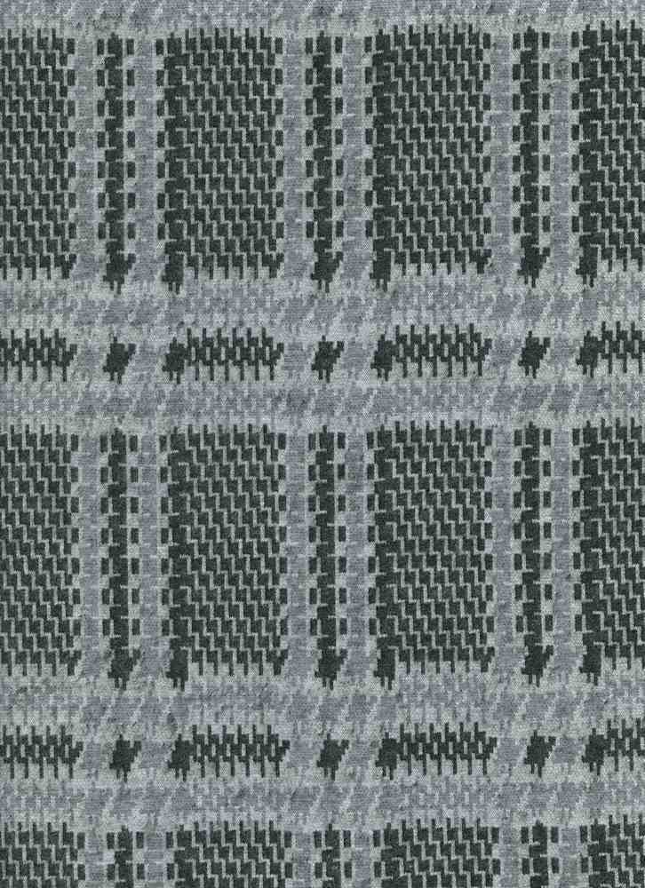 19491 / GRAPHITE / PRINCE OF WALES JACQUARD BRUSH
