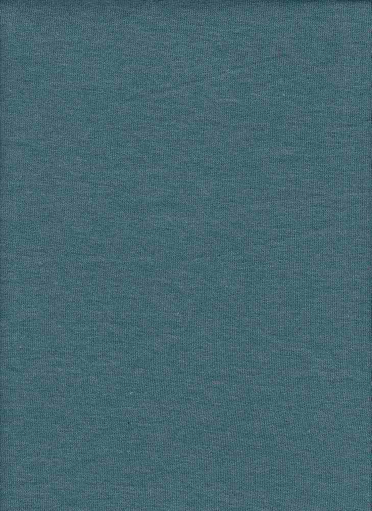 HACCI SOLID / TEAL HEATHER / HACCI SOLID 67%POLY 29%RAYON 4%SPANDEX