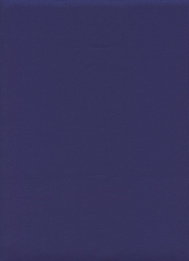 TECHNO / COBALT / DOUBLE KNIT[TECHNO] KNITTED FABRIC