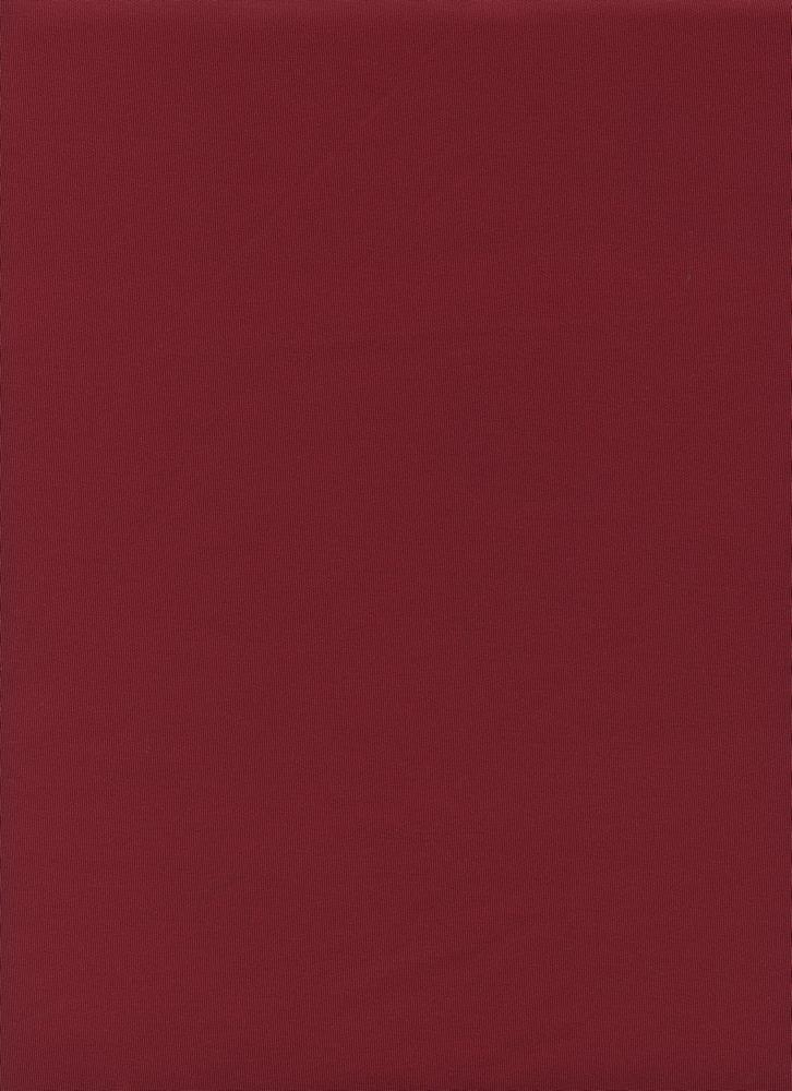 TECHNO SUPER / RED DARK / DOUBLE KNIT[TECHNO] KNITTED FABRIC