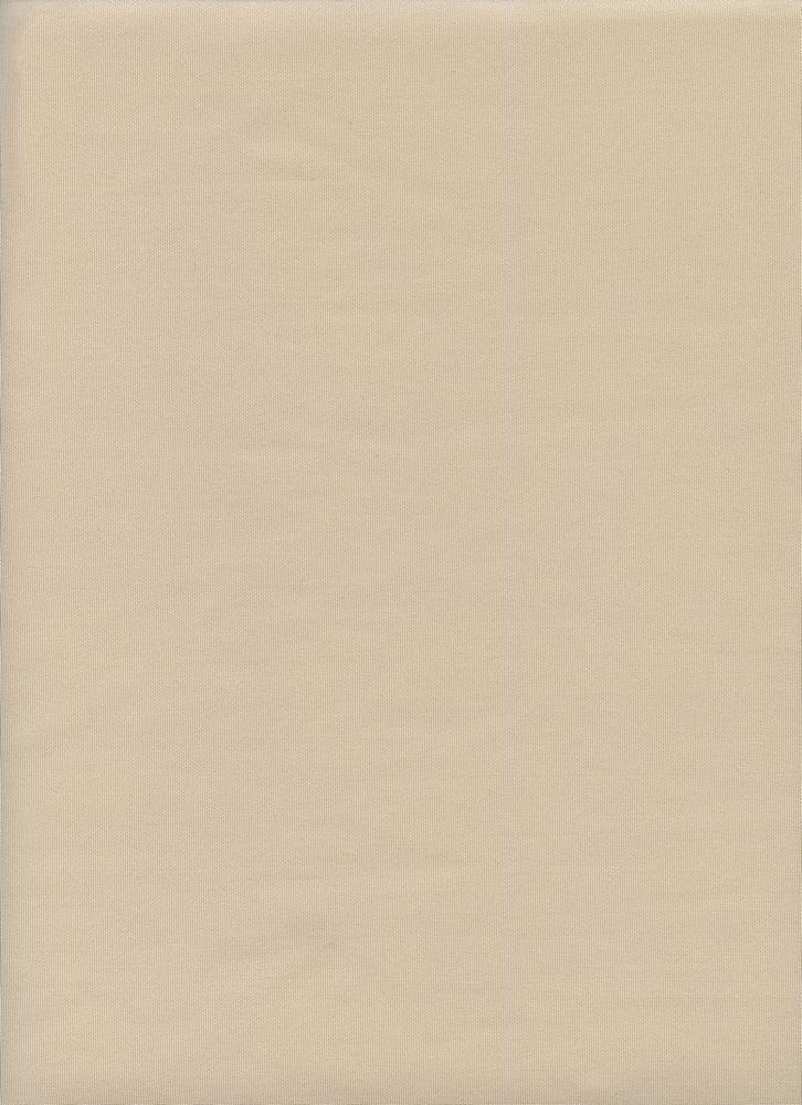 TECHNO SUPER / VANILLA / DOUBLE KNIT[TECHNO] KNITTED FABRIC