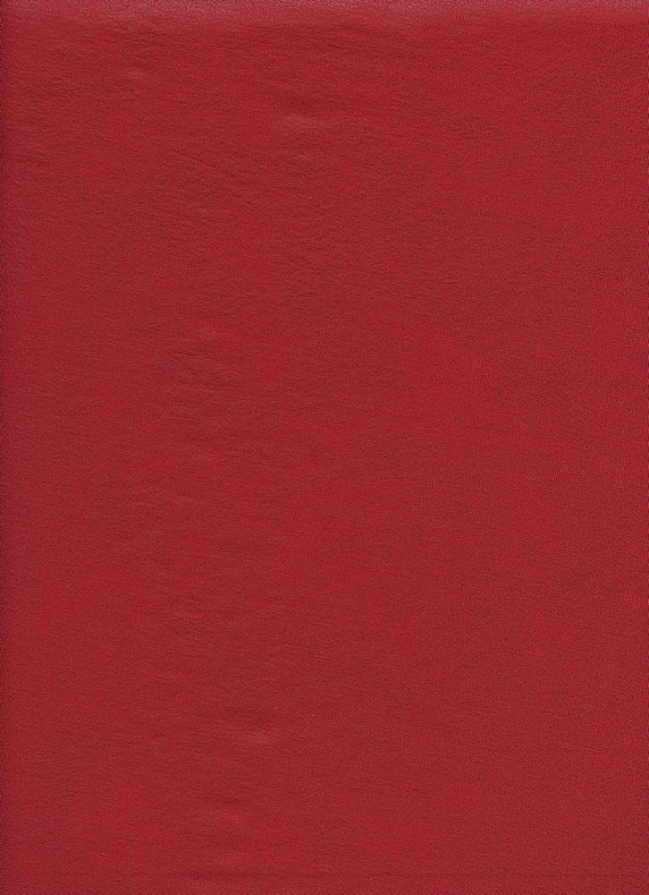 15059 / RED 2 / METALLIC PLEATHER