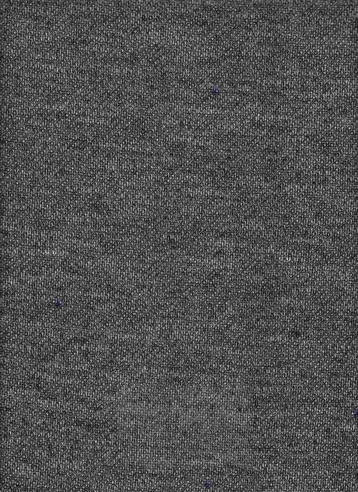 15165 / NAVY / FRENCH TERRY SLUB