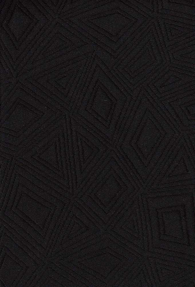 15111 / BLACK / PATCH WORK QUILTING [NO FOIL]